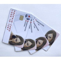 CC-CHIP CARDS FOR ID PURPOSES