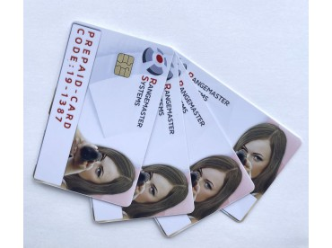 Buy chip cards for ID purposes