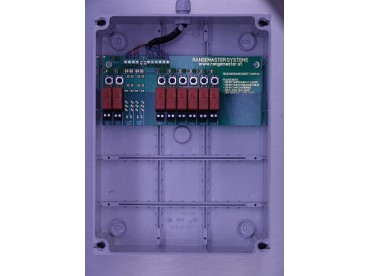 X2-8R -RELEASE BOX FOR COMPAK SPORTING (6 COMPAK + 2 SPORTING)