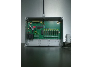 RX-IQ8 - 8 Channel receiver