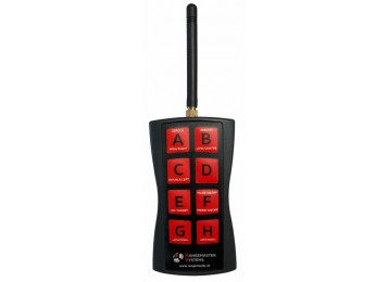 "TXIQ8 - 8 Channel Transmitter ""IQ-SERIES"""